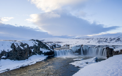 GODAFOSS MORNING GLOW