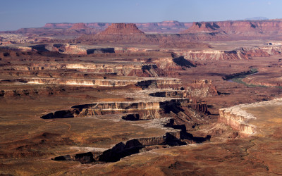Canyonlands Islands in the Sky
